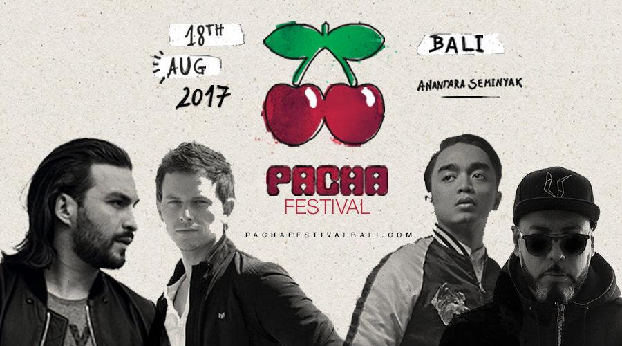Pacha Festival Bali