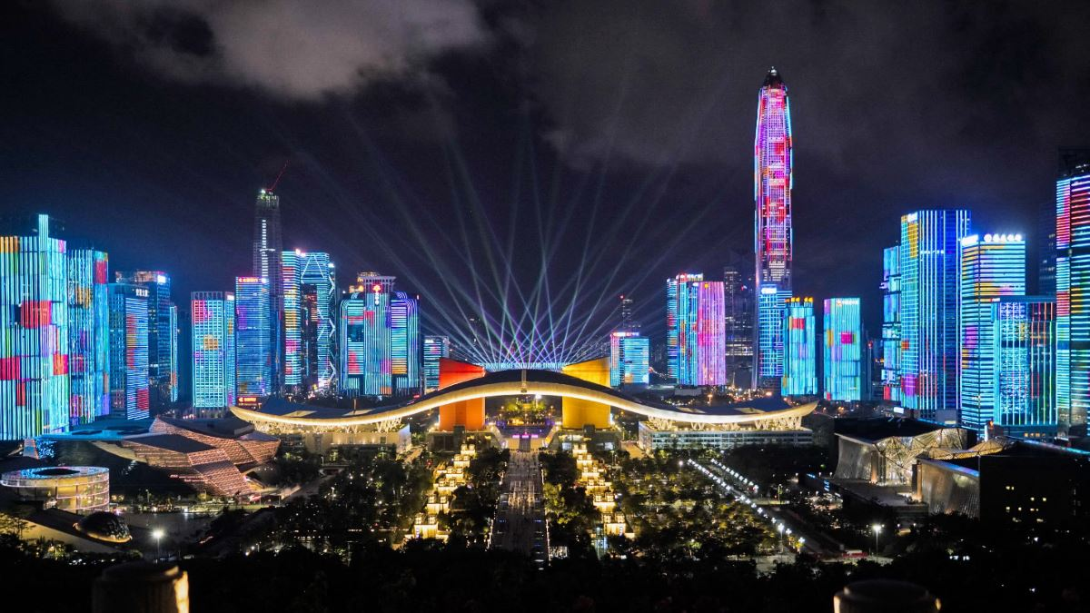 Kota Shenzhen (Foto: Nikkei Asian Review/Masayuki Terazawa)