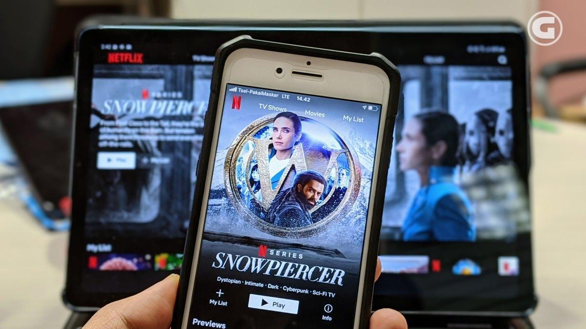 Netflix Telkomsel