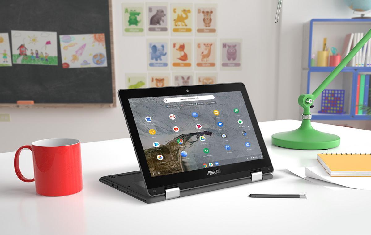 ASUS Chromebook C214 spesifikasi