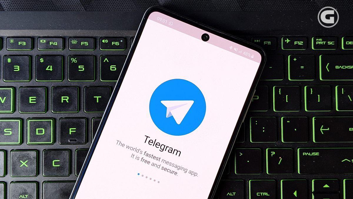 Telegram trading saham