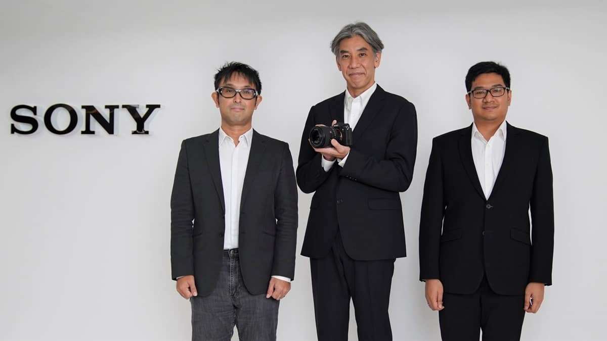 Sony Alpha 1 Indonesia