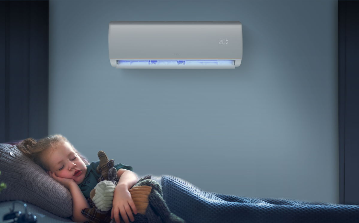 TCL X5 AC sleep mode