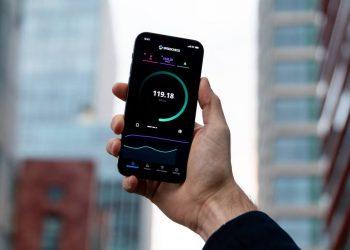 ilustrasi speedtest koneksi internet tercepat
