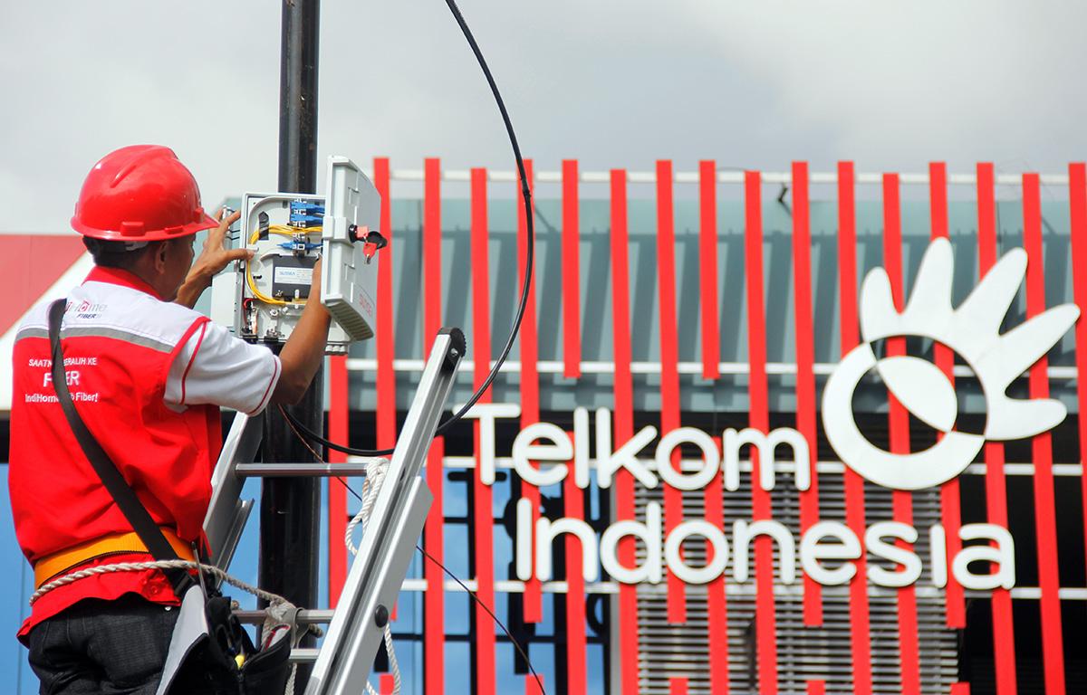 telkom indonesia Indihome