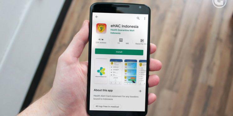 aplikasi ehac indonesia