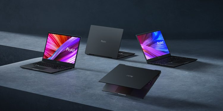 ASUS ProArt StudioBook 16 & Pro 16 OLED