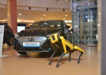 Robot Spot Hyundai - Boston Dynamics